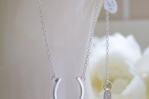 Jewelry , 8 Nice Carrie Bradshaw Horseshoe Necklace : horse shoe necklace