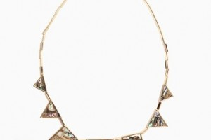 Jewelry , 8 Lovely House Of Harlow Abalone Necklace : house of harlow abalone necklace
