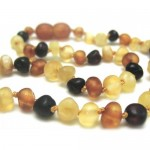 Image In Original Size , 7 Charming Amber Teething Necklace Finn In Jewelry Category
