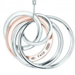 interlocking circles pendant , 6 Stunning Tiffany Interlocking Circles Necklace In Jewelry Category