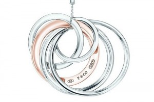 Jewelry , 6 Stunning Tiffany Interlocking Circles Necklace : interlocking circles pendant