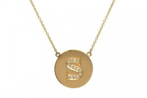 Jewelry , 9 Good Jennifer Meyer Initial Necklace : jennifer meyer Necklace