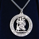 miraculous medal , 7 Cool Saint Christopher Protect Us Necklace In Jewelry Category