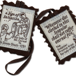 miraculous medal , 8 Good Catholic Scapular Necklace Meaning In Jewelry Category