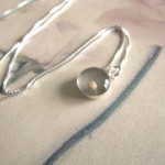 mustard seed necklace , 8 Georgeous Sterling Silver Mustard Seed Necklace In Jewelry Category