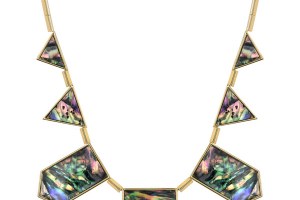 Jewelry , 8 Lovely House Of Harlow Abalone Necklace :  necklace jewelry
