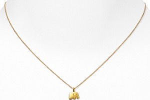 Jewelry , 8 Good Dogeared Elephant Necklace : necklaces dogeared gold