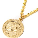 necklaces for men , 8 Stunning Saint Christopher Necklace Meaning In Jewelry Category