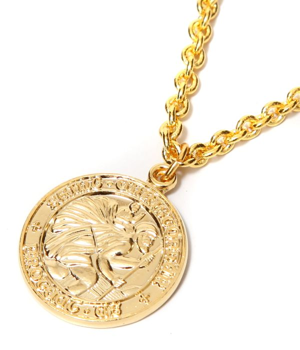 Necklaces for men 8 stunning saint christopher necklace meaning large 600 x 700 mozeypictures Gallery