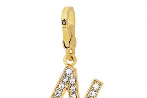 Jewelry , 8 Beautiful Juicy Couture Initial Necklace :  necklaces for men
