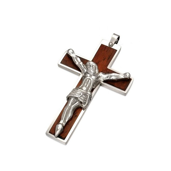 Jewelry , 7 Good Mens Crucifix Necklace :  Necklaces For Women