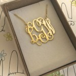 Necklaces For Women , 7 Nice Monogram Necklace Lauren Conrad In Jewelry Category