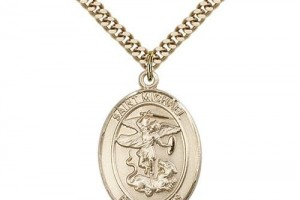 500x500px 6 Gorgeous Archangel Michael Necklace Picture in Jewelry