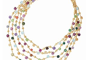 600x600px 7 Charming Marco Bicego Paradise Necklace Picture in Jewelry