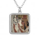pattern personalized necklace , 8 Georgeous Hieroglyphic Necklace Personalized In Jewelry Category