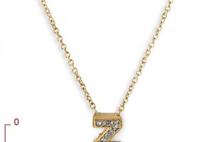 392x600px 8 Awesome Nadri Initial Necklace Picture in Jewelry