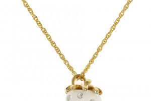 Jewelry , 8 Wonderful Kenneth Jay Lane Strawberry Necklace : pendant necklaceclose up