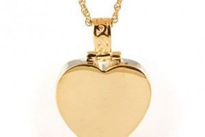 Jewelry , 9 Awesome Necklace Urns For Ashes :  pendant necklaces