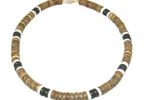 726x601px 6 Stunning Puka Shell Necklace For Men Picture in Jewelry