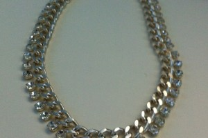 Jewelry , 8 Gorgeous Charming Charlies Necklaces : rhinestone necklace
