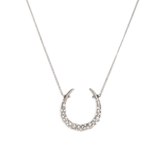 6 Good Alexis Bittar Horseshoe Necklace in Jewelry