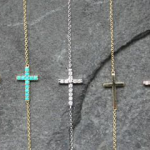 roseark sideways cross , 8 Fabulous Roseark Sideways Cross Necklace In Jewelry Category