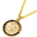 saint benedict medal , 8 Stunning Saint Christopher Necklace Meaning In Jewelry Category