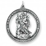 saint christopher , 8 Stunning Saint Christopher Necklace Meaning In Jewelry Category