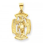 Saint Florian Pendant , 8 Popular ST Florian Necklace In Jewelry Category