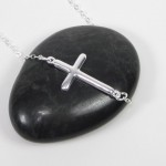 Sideways Cross Necklaces , 7 Awesome Meaning Behind Sideways Cross Necklace In Jewelry Category