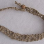 Silver Jewelry , 8 Charming Hemp Necklace Patterns In Jewelry Category