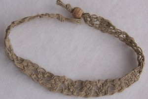 Jewelry , 8 Charming Hemp Necklace Patterns :  silver jewelry