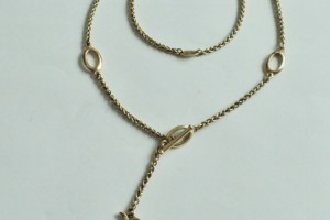 831x1000px 8 Charming Ichthus Necklace Picture in Jewelry