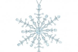 736x736px 7 Wonderful Tiffany Snowflake Necklace Picture in Jewelry