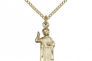 Jewelry , 8 Popular ST Florian Necklace : st florian pendant