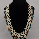 statement necklaces , 8 Nice Tatted Necklace Pattern In Jewelry Category
