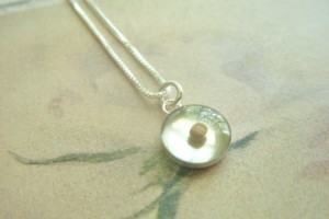 Jewelry , 8 Georgeous Sterling Silver Mustard Seed Necklace :  sterling silver jewelry