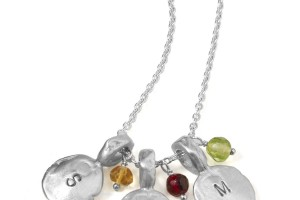 Jewelry , 9 Fabulous Grandchildren Birthstone Necklace :  swarovski jewelry