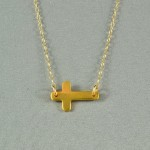 the Sideways Cross Necklace , 6 Best Sideways Cross Necklace Meaning In Jewelry Category