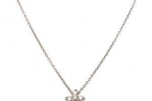 Jewelry , 7 Nice NRoberto Coin Baby Cross Necklace : treasures diamond
