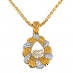 wedding rings , 8 Stunning Chopard Happy Diamonds Necklace In Jewelry Category