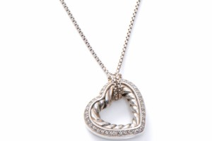 560x560px 7 Gorgeous David Yurman Heart Necklace Picture in Jewelry