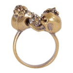 Alexander McQueen , 11 Unique Skull Wedding Rings In Jewelry Category