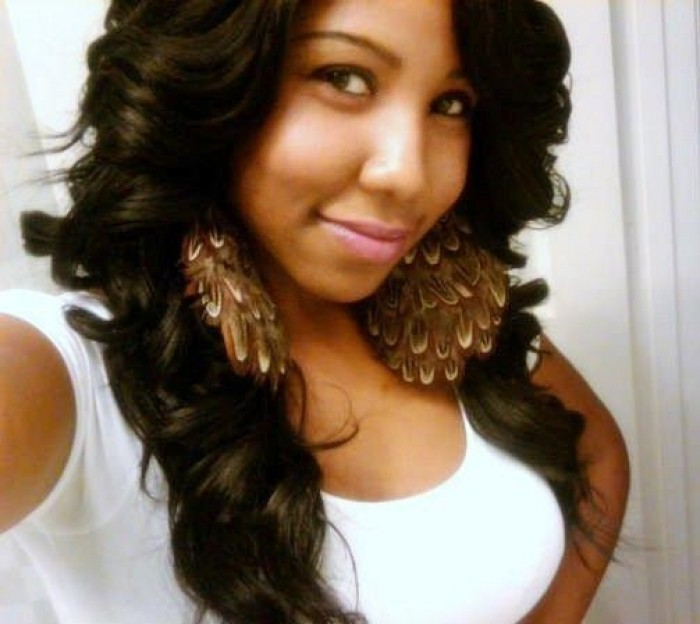 Pleasing Hairstyle Long Weave Hairstyles 10 Good Long Curly Weaves For Short Hairstyles Gunalazisus