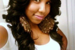 Hair Style , 10 Good Long Curly Weaves For Black Women : Long Natural Curly Hairstyle