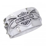 diamond wedding ring , 14 Awesome Harley Davidson Wedding Rings In Jewelry Category