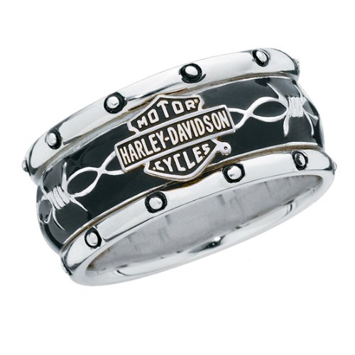 14 Awesome Harley Davidson Wedding Rings in Jewelry