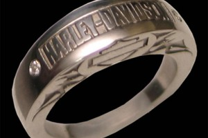 500x408px 14 Awesome Harley Davidson Wedding Rings Picture in Jewelry
