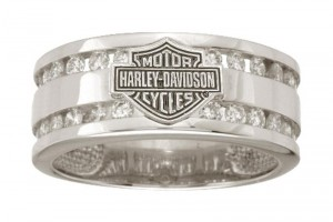 Jewelry , 14 Awesome Harley Davidson Wedding Rings : harley davidson wedding rings