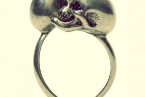 500x500px 11 Unique Skull Wedding Rings Picture in Jewelry